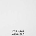 Kova Tylli Valkoinen 135cm