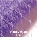 Hattuverkko Birdcage Lilac
