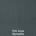 Kova Tylli Hematite 135cm