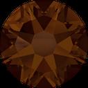 Swarovski 2078 286 Mocca Hotfix