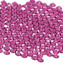 askartelustrassi lasikristalli strassi hotfix fuchsia