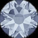 Swarovski 2078 001BLSH Crystal Blue Shade Hotfix