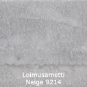 joustava kangas lycra sametti Loimusametti Neige 9214