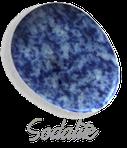 Sodalite,  pierre gemme, pierre roulée, pierre brute, galet