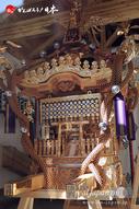 青山熊野神社 本社神輿