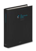 schwarzer Büroordner mit blauer Schrift DIE KOMPETENZENBILANZ®