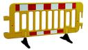 valla, valla de trafico