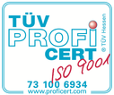TÜV-Zertifikat - Zahnspangenliebe