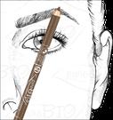 consigli su come applicare la matita per le sopracciglia