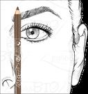 applicare correttamente la matita per le sopracciglia