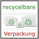 recycelbare Verpackung