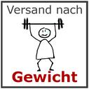 Versand nach Gewicht