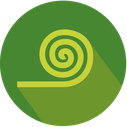 Rollrasen Icon