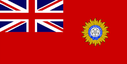 British India flag pre 1946