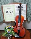 A-durバイオリン・チェロ教室 レッスン室 バイオリン