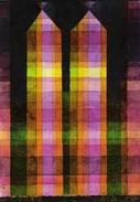 P.Klee, Torre doppia - 1923