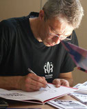 Jean-Christophe Pol, dessinateur