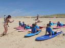 ocean surf plage soustons vieux boucau