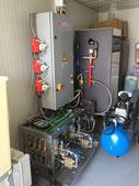 Armoire de lavage haute-pression