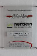 Nürnberger Rechtsanwälte in Bürogemeinschaft RAe Karsten Müller, Michael Spengler, Tobias Schmidt, Kristina Hertlein, Renate Kränzle-Fronek