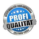 Unser Qualitätsversprechen in Bezug auf Beratung und Drucksachen gilt auch für Sie!