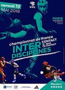 Championnat de France interdisciplines FFK 2018