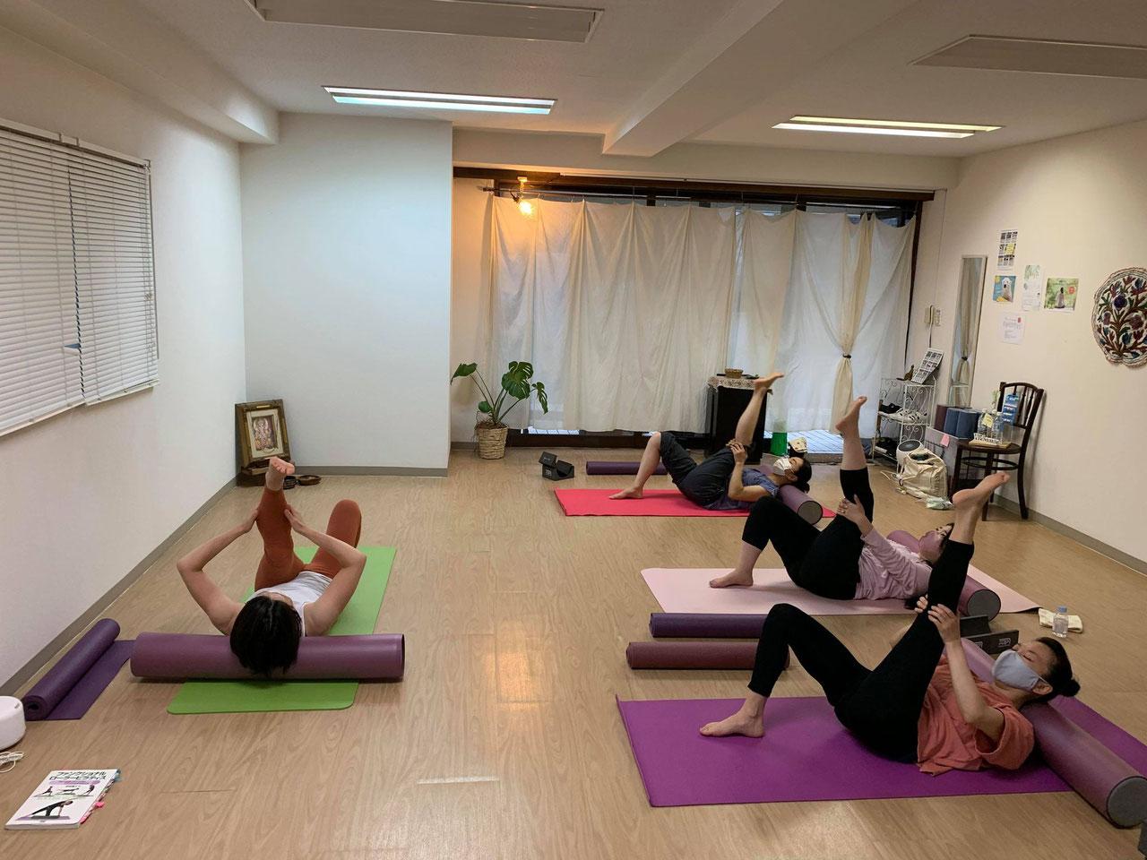 TAKAO yoga sutudioの画像