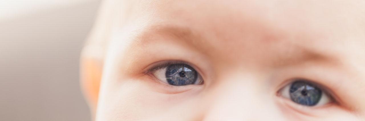 die Farben der Augen - das Tor zur Seele - Augenoptik