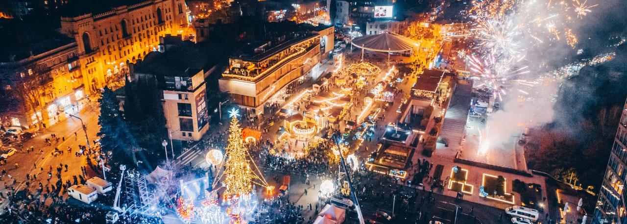 Christmas-Tbilisi