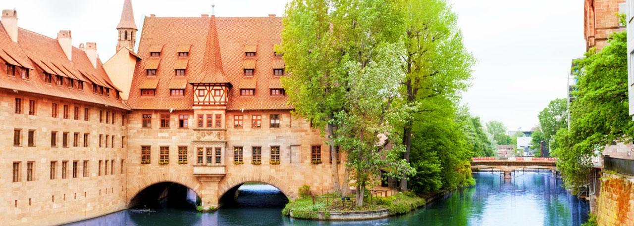 Tourism-Nuremberg-Germany