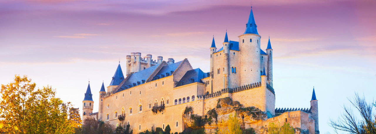 fairy tale destinations in Europe