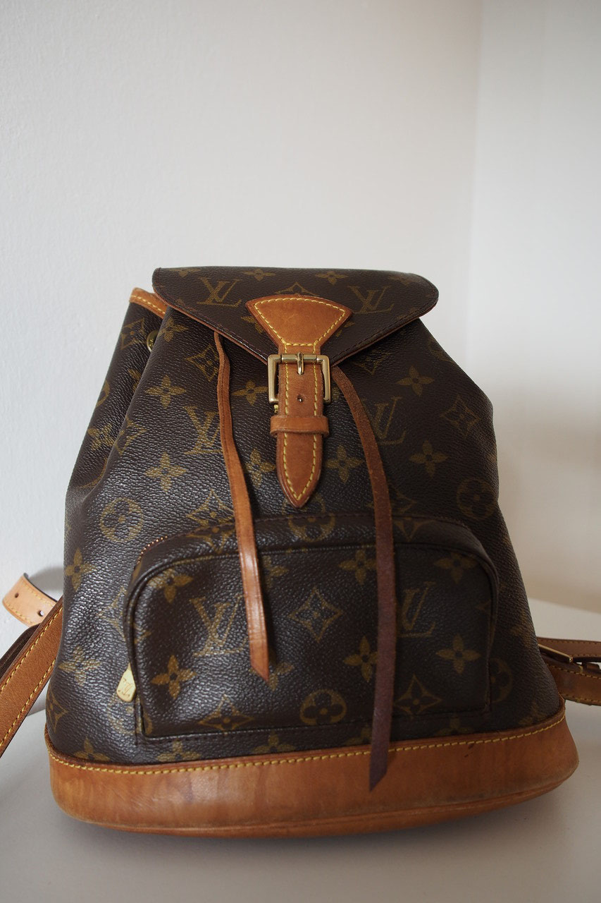 louis vuitton montsouris mm monogram backpack cocoundkarls webseite. Black Bedroom Furniture Sets. Home Design Ideas