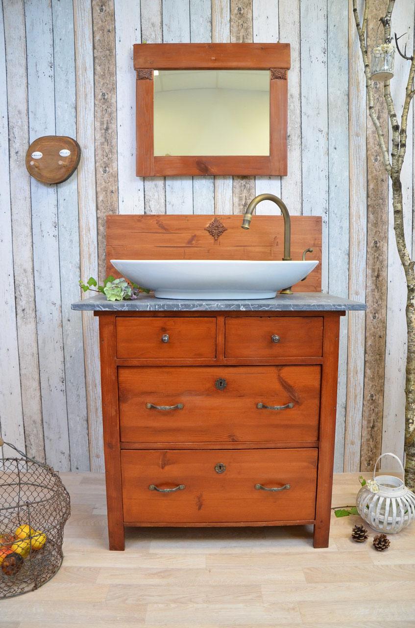 waschtisch nostalgisch land liebe badm bel landhaus. Black Bedroom Furniture Sets. Home Design Ideas