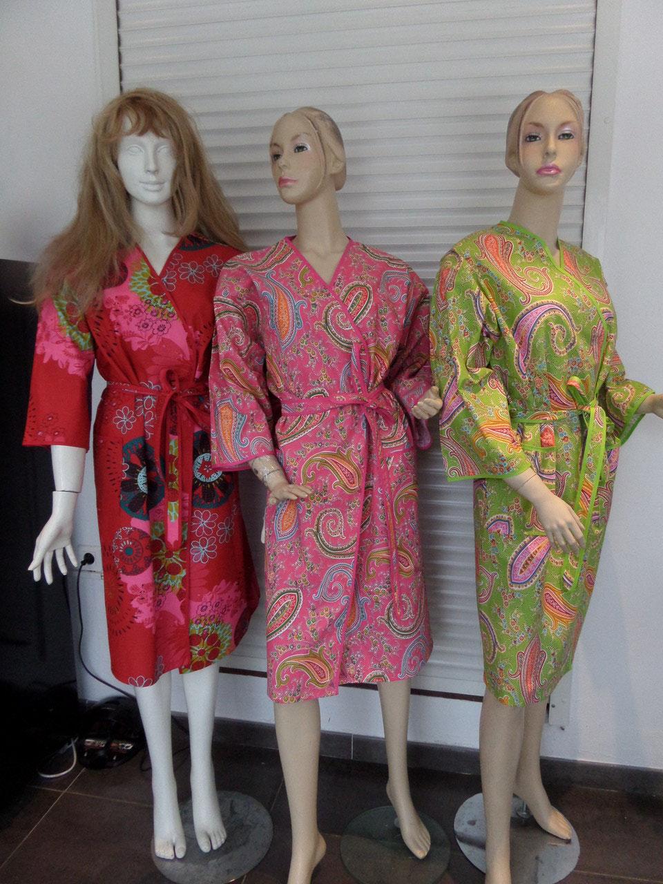 Robe de chambre peignoir site jimdo de tendance de provence - Robe de chambre d ete femme ...