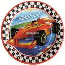Набор для детского дня рождения Формула 1