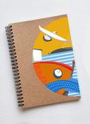 Notebook. Merchandising l'Estartit