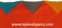 Tutorial: tejido con varios colores de lana y puntos