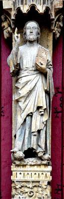 le beau Dieu- Cathédrale d'Amiens