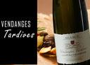 Vendanges Tardives Vins EbeR Alsace