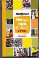 Carnets parisiens - Vintage, fripes et récup