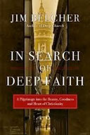 Book cover Jim Belcher's In Search of Deep Faith