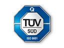 Logotec ist ISO zertifiziert