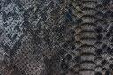 coloris : Python noir/or