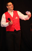 Andreas Hacken als Moderator