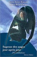 Sagesse des anges jour après jour, Pierres de Lumière, tarots, lithothérpie, bien-être, ésotérisme