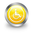 Rampe für Rollstuhlfahrer