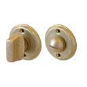 間仕切錠 7846 partition lock / antique brass / ¥14,000