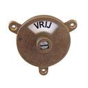 表示錠 7847 display lock / antique gold / ¥24,000-