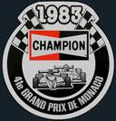 XLIº Grand Prix Automobile de Monaco de 1983