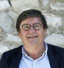 Guillaume Villemot, Auteur et co fondateur de l'association Bleu Blanc Zèbre, parraine AgiSens